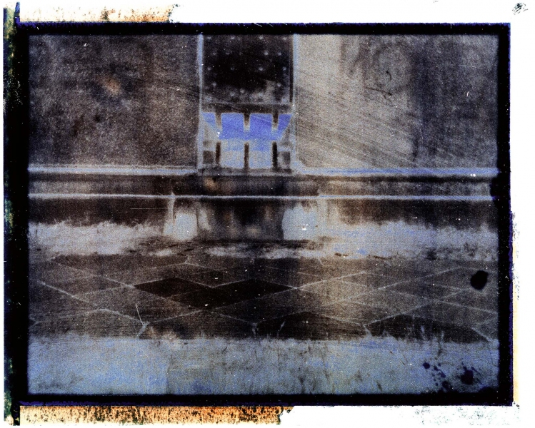 Daffke Hollstein. Transfer of Deshabitation - P090813-03_n, 2009. Inkjet print on Hahnemühle Fine Art Paper. 21x30 cm Edition 10 + 1AP and 42x60 cm. Edition: 5 + 1 AP