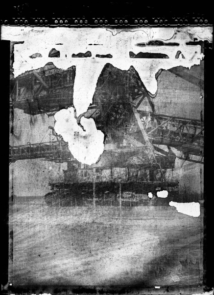 Daffke Hollstein. Transfer of Deshabitation - P090823-04n, 2009. Inkjet print on Hahnemühle Fine Art Paper. 30x21 cm Edition 10 + 1AP and 60x42 cm. Edition: 5 + 1 AP